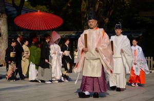 matrimonio al estilo japones