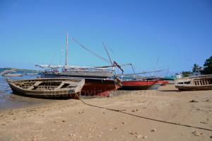 en Kenya la diferencia entre la alta y baja marea va desde 20 hasta 50 metros.