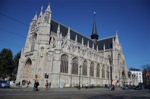 Iglesia du Petite sablon