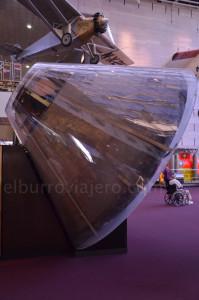 la capsula del Apollo 13